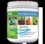 Spirulina, Cacao Mint