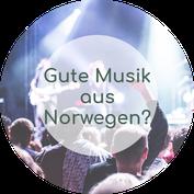 norwegisch lernen mit guter norwegischer Musik