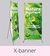 Imprimco - Impression 100% en ligne- impression Bordeaux-Aquitaine - vos x-banner à prix attractif