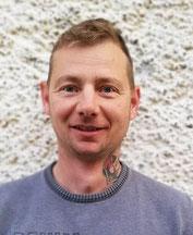 Übungsleiter Reinhard Frener