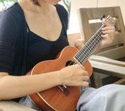 ギターウクレレコースの画像