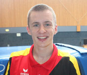 Trampolinspringer Daniel Schmidt vom Bramfelder SV