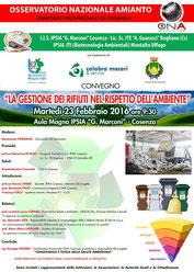 Amianto Cosenza