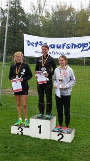 2. Platz: Pauline Naasner