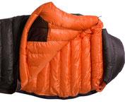 Yeti Daunenschlafsack Arctic 1100, für extreme Bedingungen