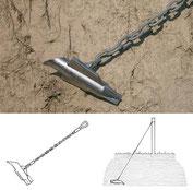 aluminum anchor