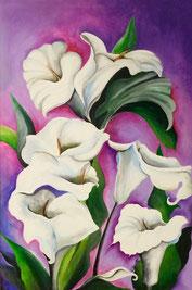 Susanna Corsetti, fiori