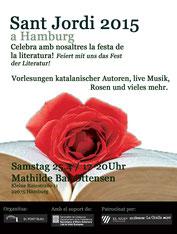 Sant Jordi - das katalanische literarische Fest