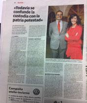 Gemma González Calvo. Directora de las Jornadas AEAFA en Asturias.