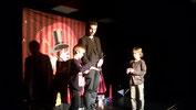 magicien pour enfant