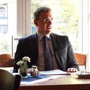 Parlamentarischer Staatssekretär Jan Mücke MdB