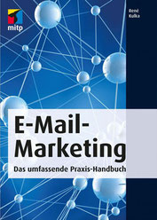 newsletter, e-mail-marketing, buch von rené kulka