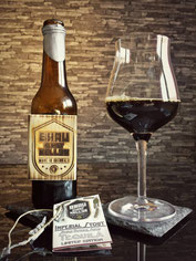 Single Barrel Aged Imperial Stout vom BrauKunstKeller für 14,99€ / 0,33 Liter.