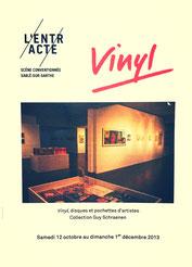 Vinyl, guy schraenen catalogue