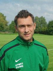 U23 Trainer Nils Reckemeier hofft in der Rückrunde auf Verstärkung aus dem Oberligakader