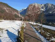 Wanderweg um den Altausseersee, Trisselwand