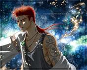 烏軌斗:赤い髪の神官