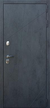 входная дверь слалом-к