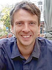 Portrait Christoph Milchrahm
