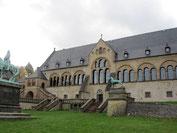 Königliche Pfalz: Goslarer Kaiserpfalz