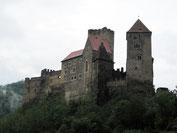 Adelssitz: Burg Hardegg