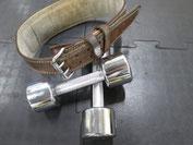 麻布十番格安パーソナルトレーニングジムの筋力アップトレーニング