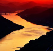 Golden Red River