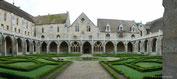Abbaye de Royaumont - Oise