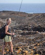 Angeln auf Fuerteventura