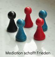 Mediation schafft Frieden