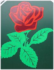 Rosen Hexenrosengarten Rosenblog lila Knospe Lavender Dream Bodendeckerrose