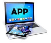 Neue App für Fluginformationen Spanien, Bildquelle: fotolia.com