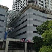 武蔵浦和駅 西口 ラムザタワー