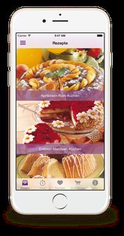 Großmutters Küche iPhone