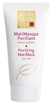 Matimasque Purifiant régulateur matifiant peaux grasses mary cohr