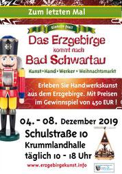 25. Kunsthandwerker-Markt Bad Schwartau 7.-12.12.2016