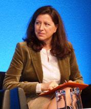 Agnès Buzin Présidente INCa francois hollande mina daban lmc france leucemie myloide chronique cml leukemia myeloid chronic