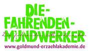 Logo der fahrenden Mundwerker