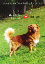 Nova Scotia Duck Tolling Retriever - Livre de Race Rassebuch 1991 - 2001