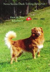 Nova Scotia Duck Tolling Retriever - Livre de Race Rassebuch 1991 - 2001