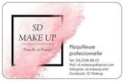 Maquilleuse : SD Makeup à Paris, partenaire de La cinquième Saison.