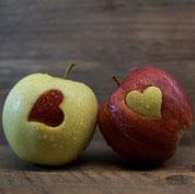 Lust auf Apfel