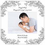 Photo frame for your anniversary