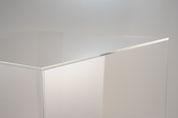 polished edge