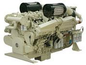 moteur commercial QSK38 MCRS