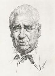 Alfred Janniot, sculpteur 1969