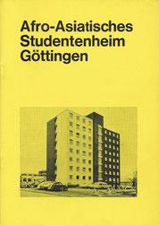 Afro-Asiatisches Studentenheim Göttingen