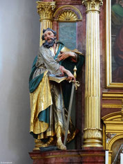 Hl. Paulus, Taufkirchen (Vils)