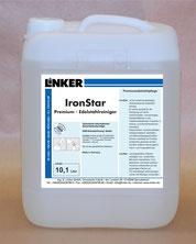 Iron-Star_Linker Chemie-Group, Edelstahlreiniger