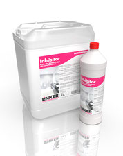 Inhibitor Sanitär, Sanitärreiniger, Linker Chemie, Reinigungsmittel